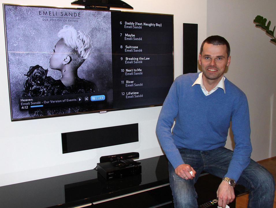 Beat-gründer Njål Wilberg tror på overskudd til neste år.