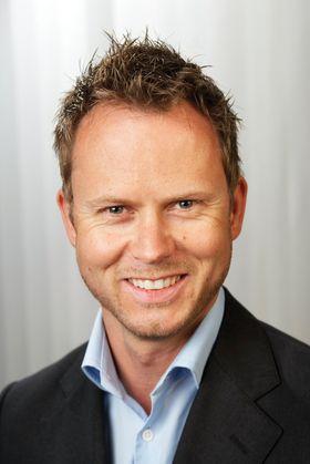Karl Fredrik Lund, direktør for privatmarkedet i NetCom.