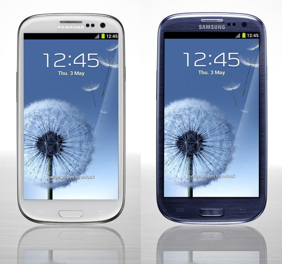 En Samsung Galaxy S3 er ikke en Samsung Galaxy S3, opplyser Strand Consult.