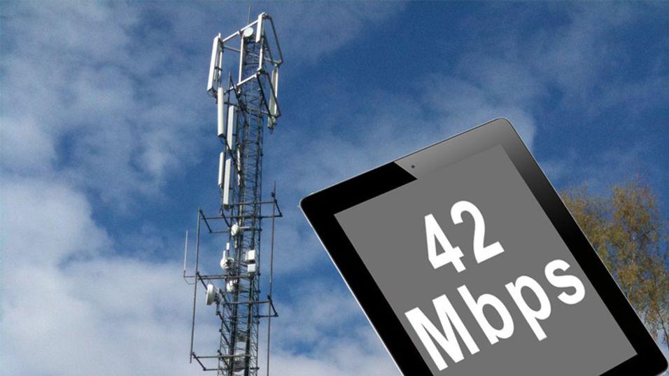 Netcom øker til 42 Mbit/s