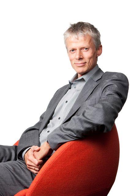 Difi-sjef Hans Christian Holte mener de private aktørene er best egnet til å håndtere det offentliges behov for digitale postløsninger.