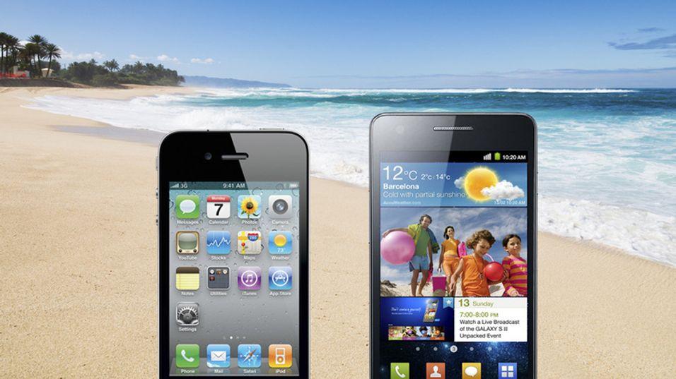 Har du ferie begynnelsen av juli måned? I så fall kan mobilregninga bli langt dyrere enn forutsatt.