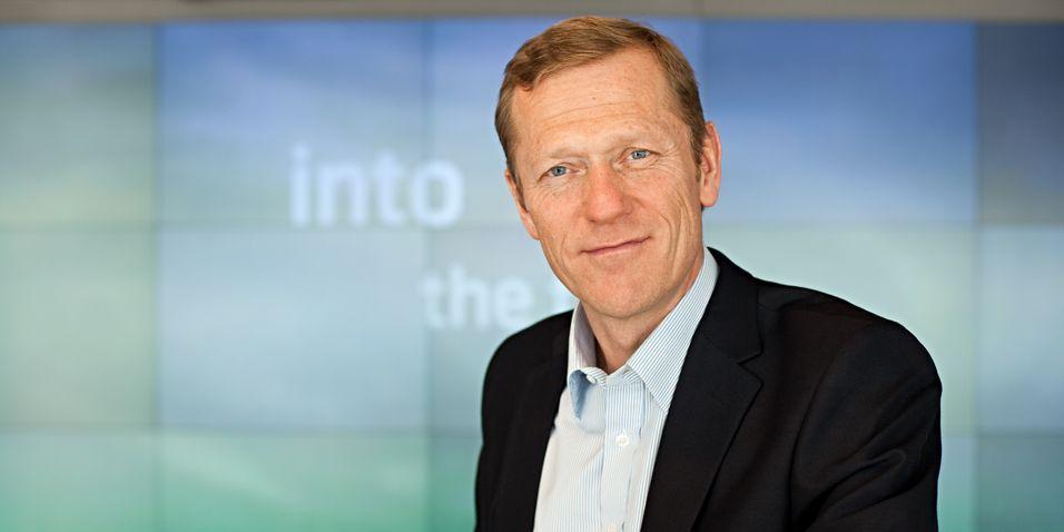 Ove Fredheim er ny sjef i Telenor Serbia.