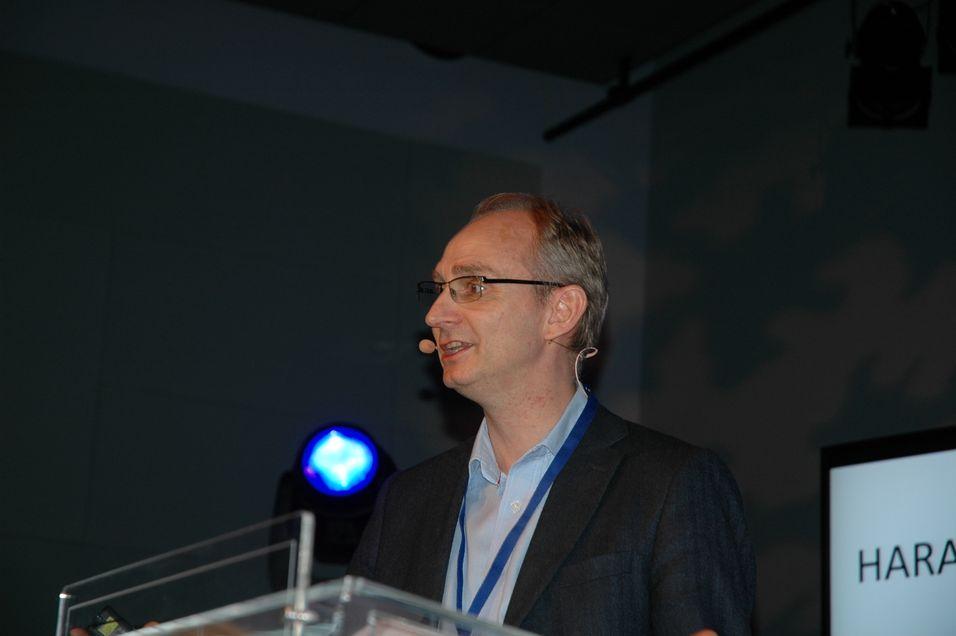 Harald Krohg leder Telenors grossistvirksomhet Jara.
