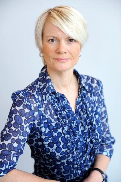 Kommunikasjonssjef Heidi Egede-Nissen i Broadnet.