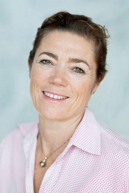 Kristin Skogen Lund fratrer sin stilling som konserndirektør i Telenor.