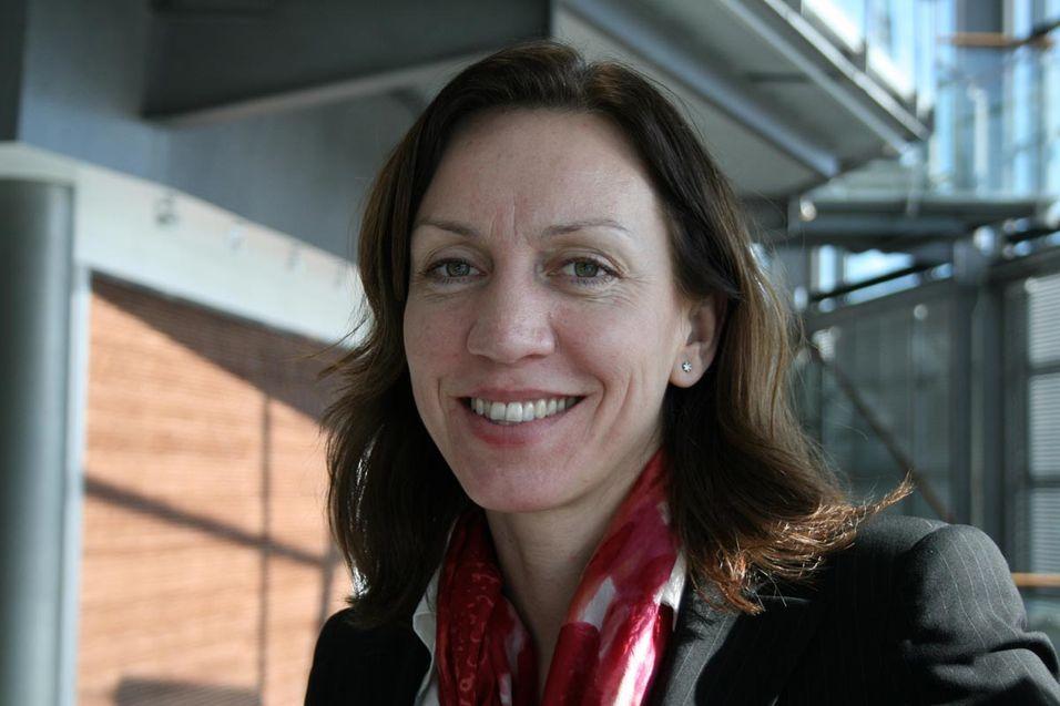 NFC-ansvarlig i Telenor, Viktoria Erngard, skynder seg sakte. Hun vil ikke lansere før hun kan tilby kundene merverdi.