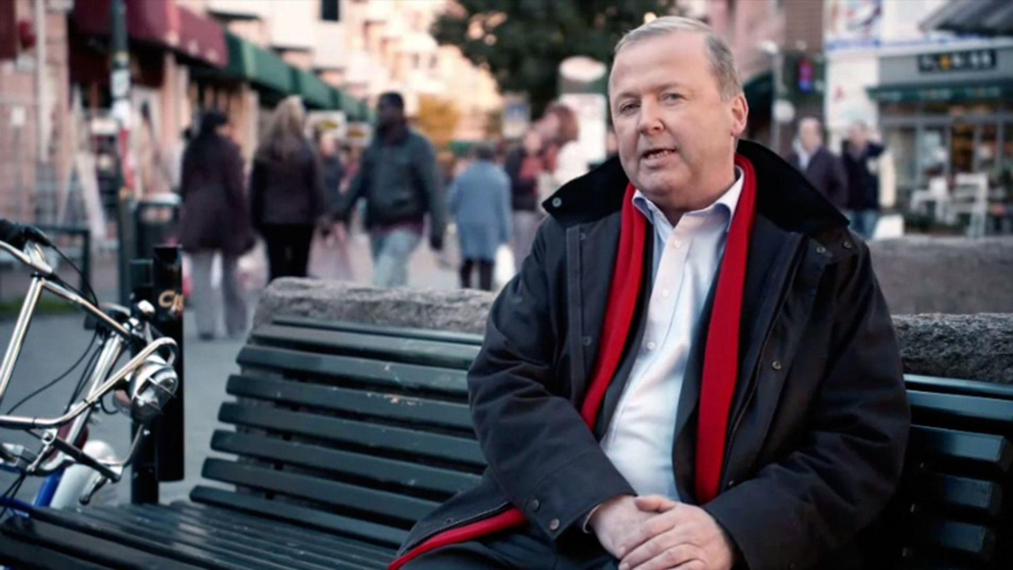 Onecall-sjef Øistein Eriksen fikk prisen for beste kundeservice for telefoni.