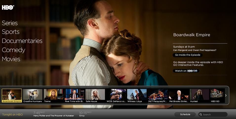 HBO på ny klar for lansering