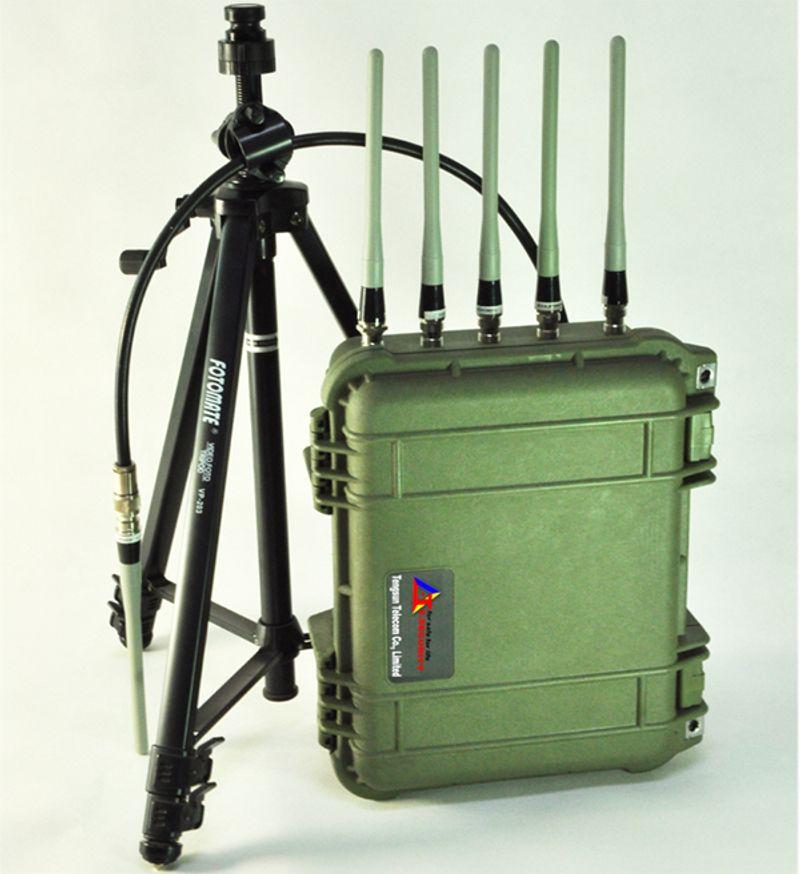 Utstyr som blokkerer radiosignalene i mobilnettet selges fritt på Internett.