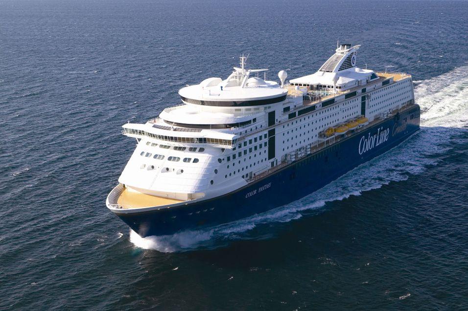 Danskebåten og Kielferga velger MCP