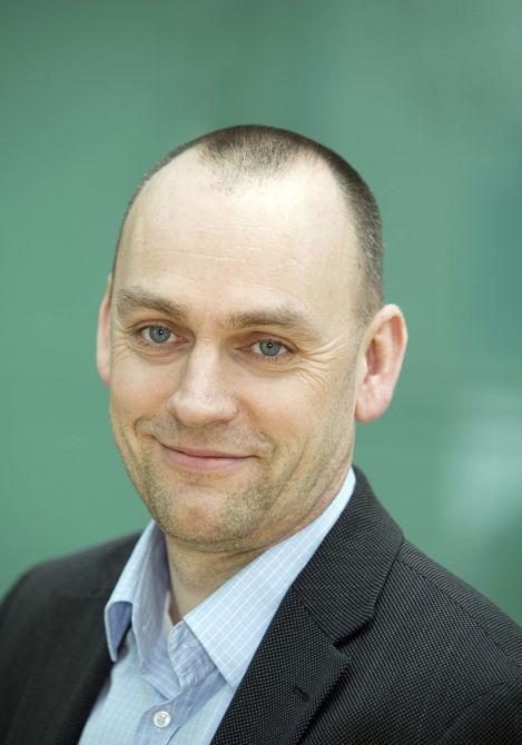 Leder for bedriftsmarkedet i Telenor Norge, Bjørn Ivar Moen ser landbrukssamvirket som en spennende kunde.