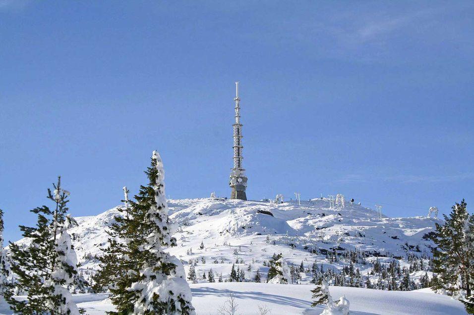 Norge i forkant med 700 MHz-båndet