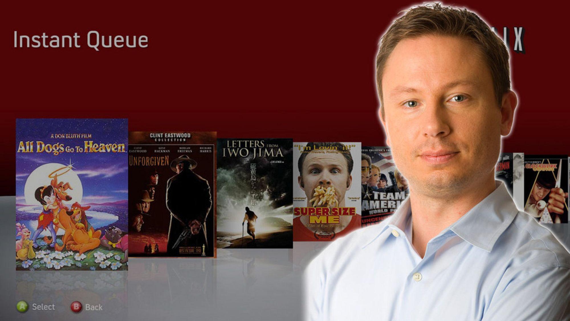 Kommunikasjonsansvarlig Joris Evers i Netflix avviser at Netflix betaler for å slippe inn i noe bredbåndsnett.