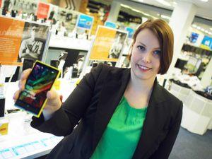 Marte Ottemo, kommunikasjonssjef i Elektronikkbransjen.