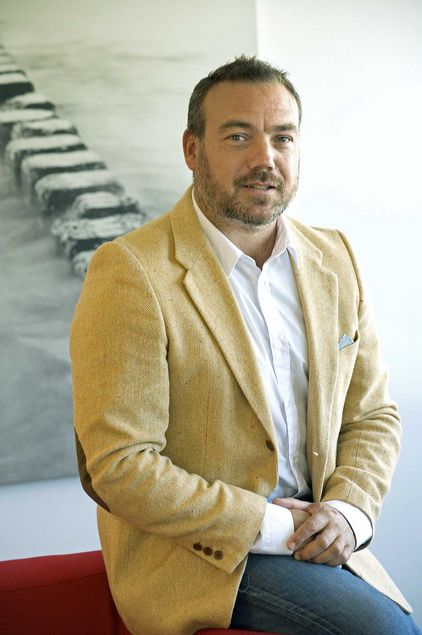Fredrik Syversen i IKT-Norge reiser til Barcelona i spissen for en rekke norske teknologiselskaper.