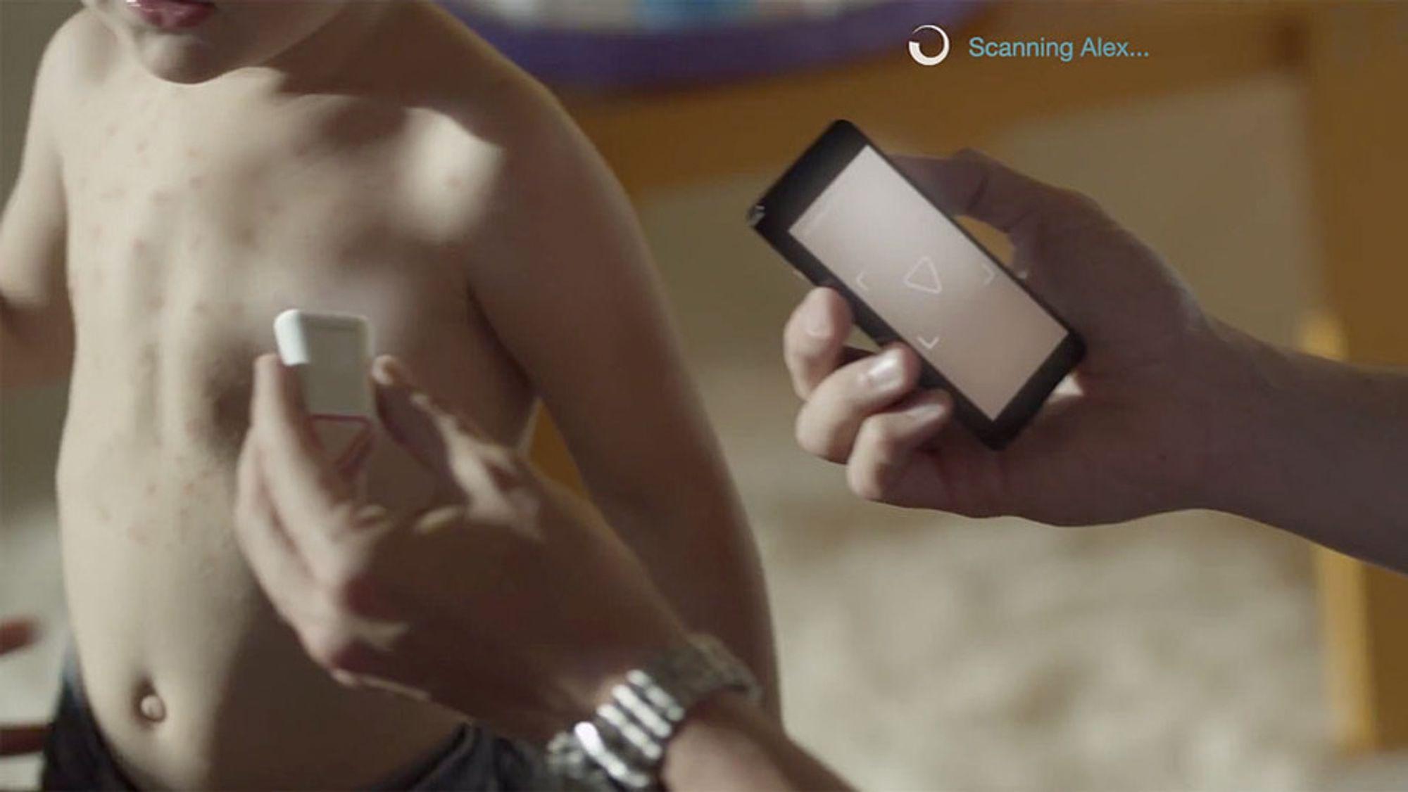 Scanadus mobile skanner skal kunne fastslå om noe er galt med deg på under 10 sekunder.