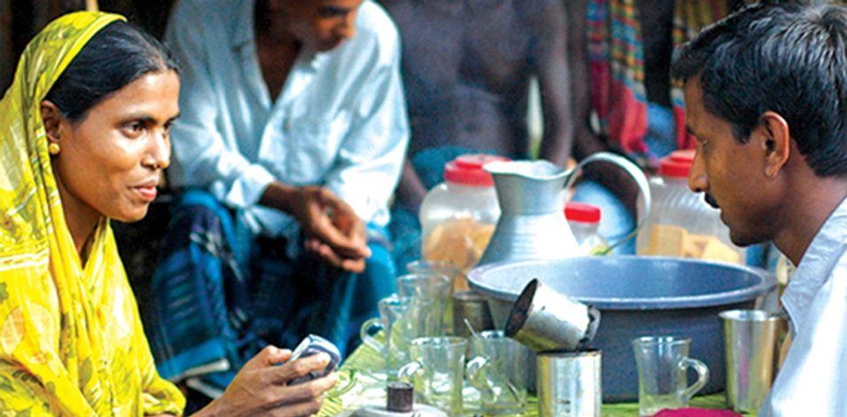 3G-lisenser i Bangladesh på anbud