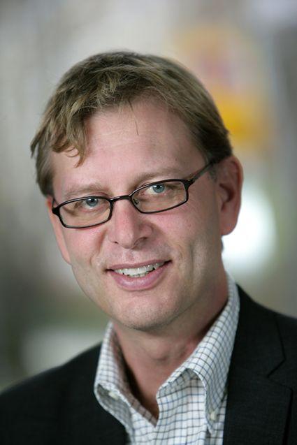 Joakim Hillervik er nordensjef i Interoute. Nå vil han inn på det norske markedet.