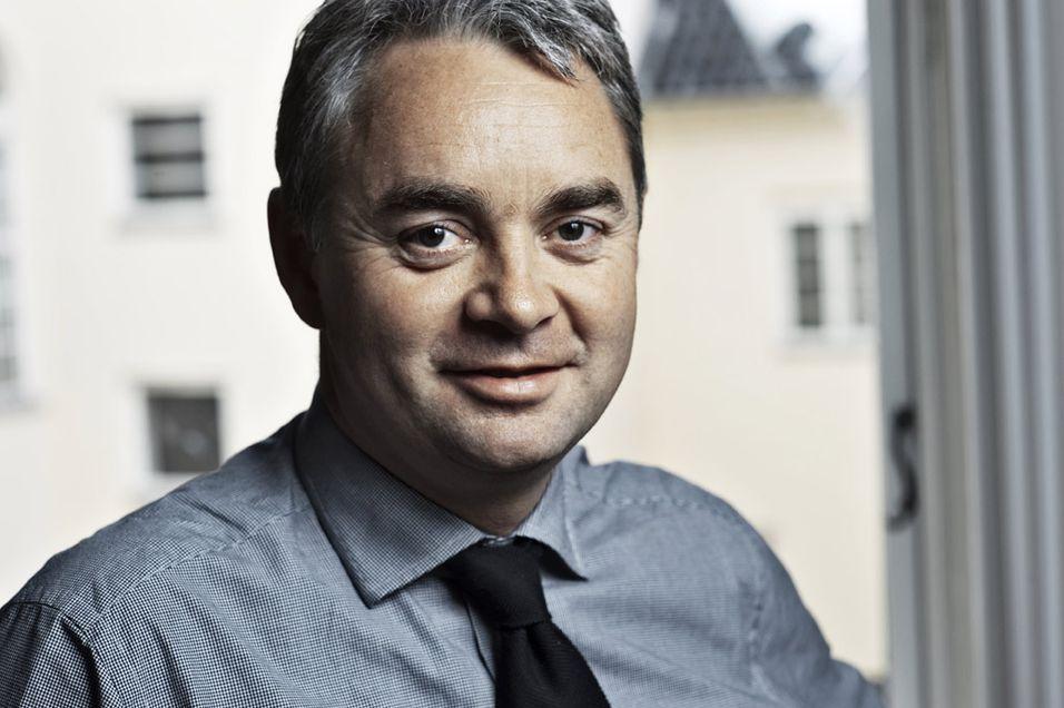 Christian Eyde Møller har vært styreleder i Vopium siden 2007. Nå har han fått friske penger i kassa og skal ut på kundejakt.