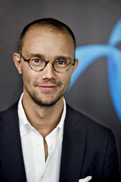 Pressesjef Andreas Hamrin i Telenor Sverige sier at selskapets LTE-utbygging ikke er avhengig av frekvenstildelingene i 800 MHz-nettet.