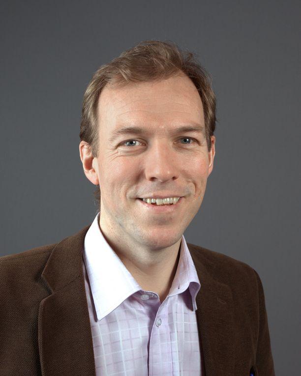 Ivar Driveklepp er daglig leder i Tussa IKT.