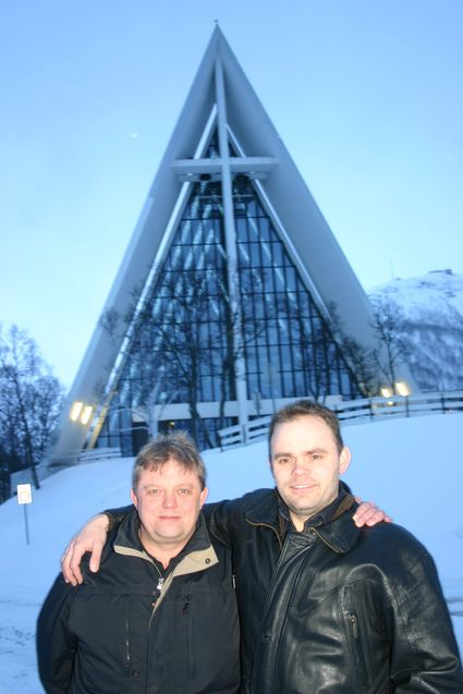 Administrerende direktør Erling Dalberg i Troms kraft fiber og styreleder i Pronea.
