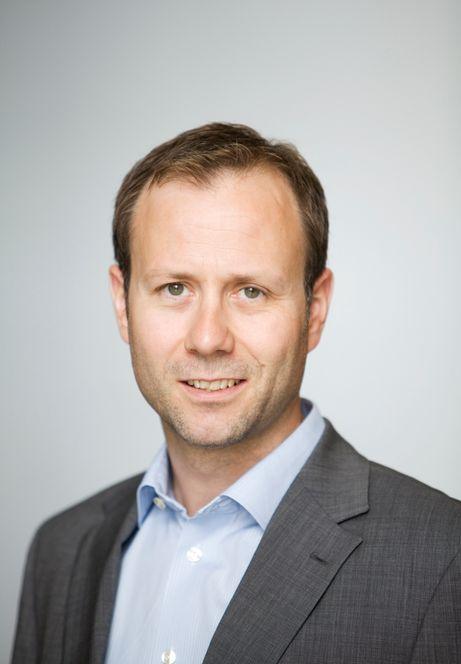 Kjedesjef Cedric Guttormsen i Nordialog er godt fornøyd med salget i første halvår.