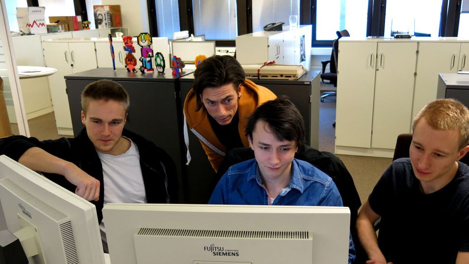 Vi søker IKT-lærling (2013)