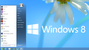 Les Fem startmenyer til Windows 8