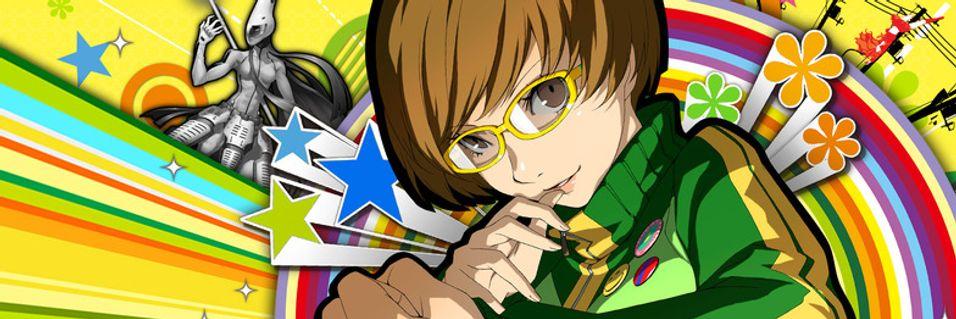 FØRSTEINNTRYKK: Førsteinntrykk: Persona 4 Golden