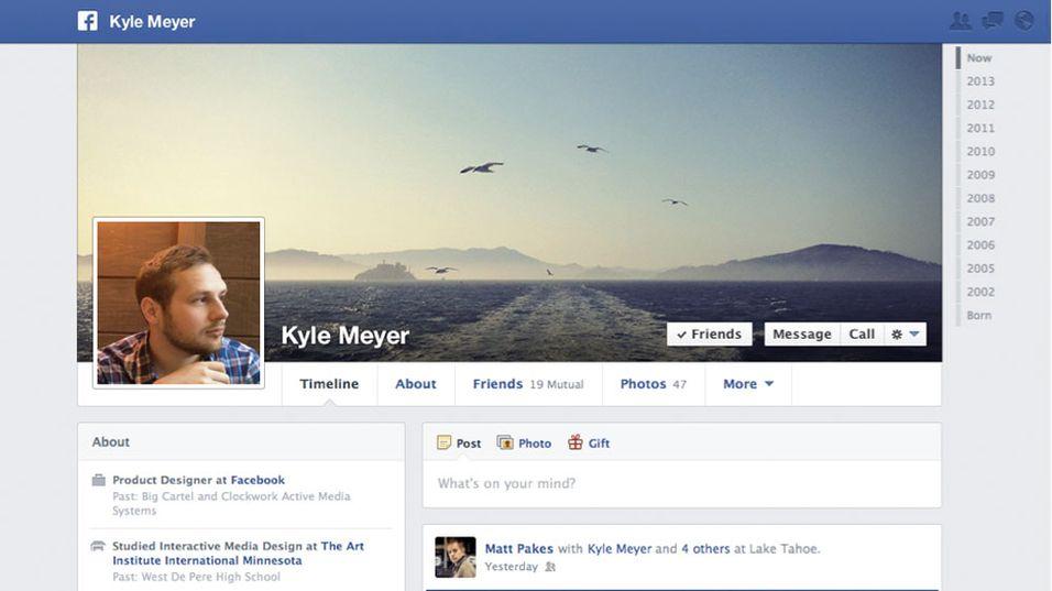 Nå skal Facebook endre profilen din