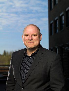 Dekningssjef Tommy S. Johansen i NetCom.