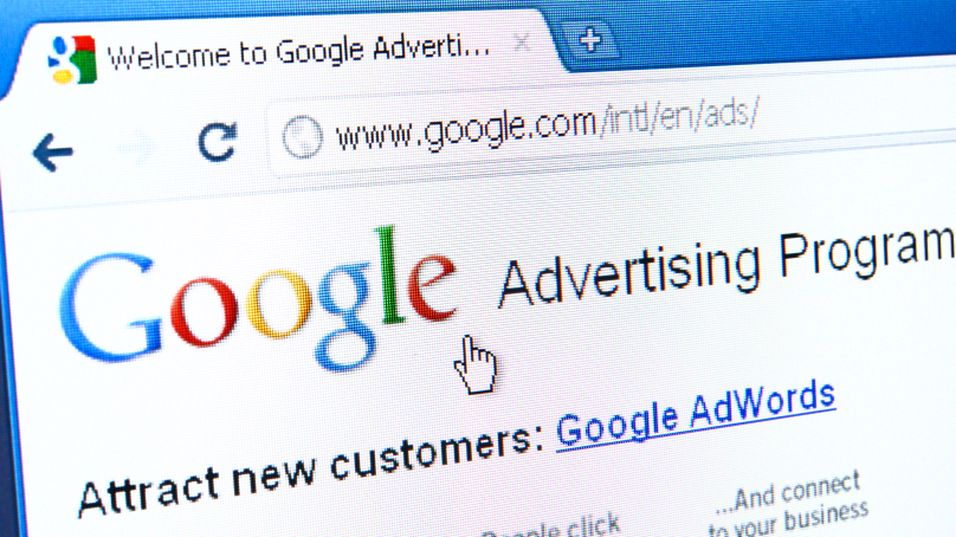 – Google-annonsering har liten effekt
