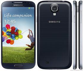 Samsung Galaxy S4 ligner mye på S III utseendemessig.