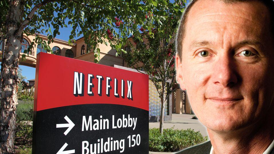 Netflix skal sende filmer i 4K-oppløsning