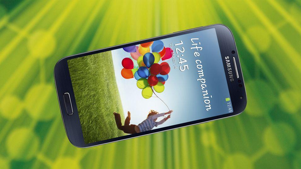 KONKURRANSE: Vinn en Samsung Galaxy S4