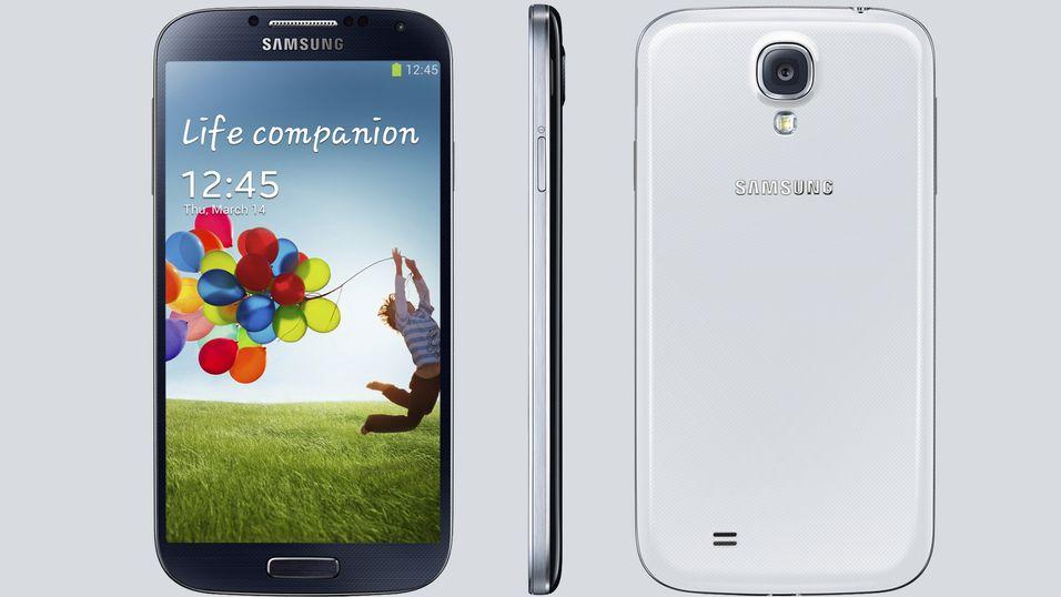 Rekordtall for Samsung før S4-salgsstart