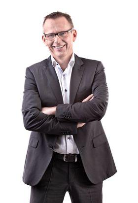 Administrerende direktør Arve Andreassen i Chess.