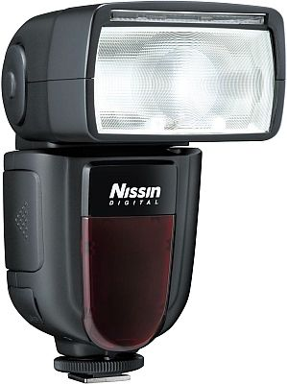 Nissin Di700 kommer for Nikon, Canon og Sony.