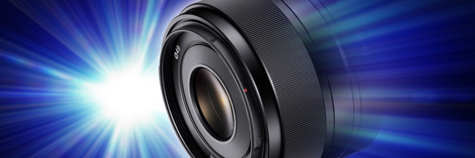 Sony tar patent på nye objektiver