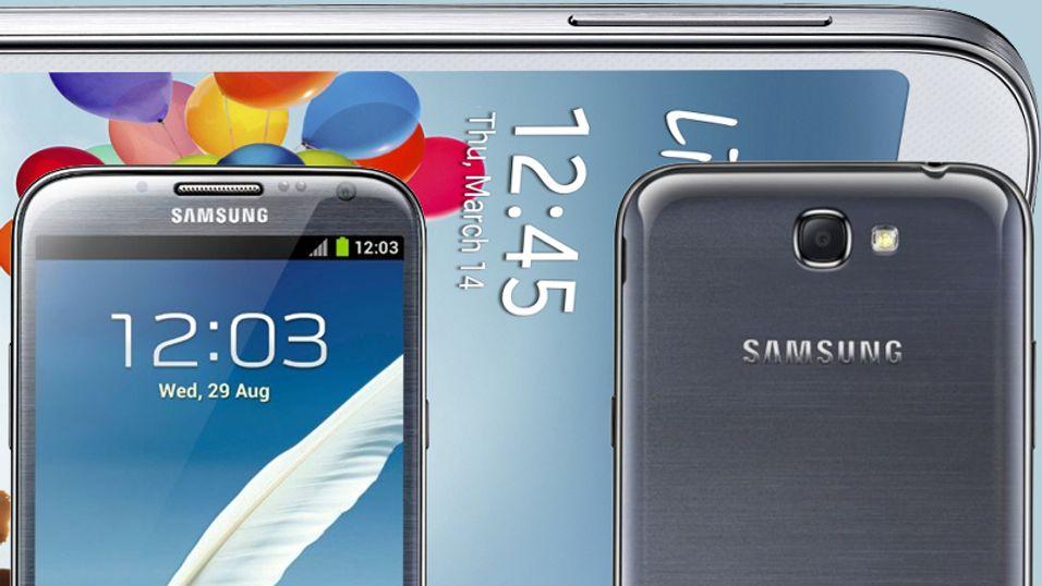 Disse Samsung-mobilene får Android5