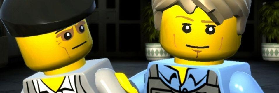LEGO City Undercover får 3DS-kompanjong