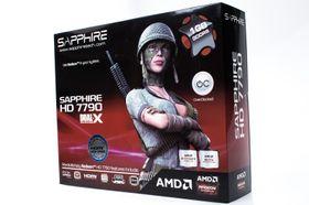 Sapphire HD 7790: Produkteske.