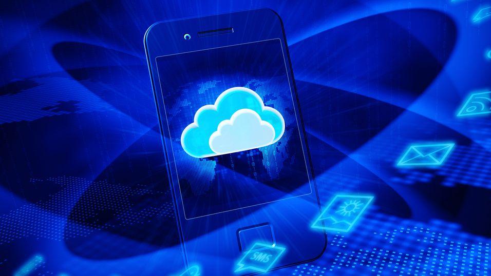 – Kan etterlate sensitiv informasjon på mobilen