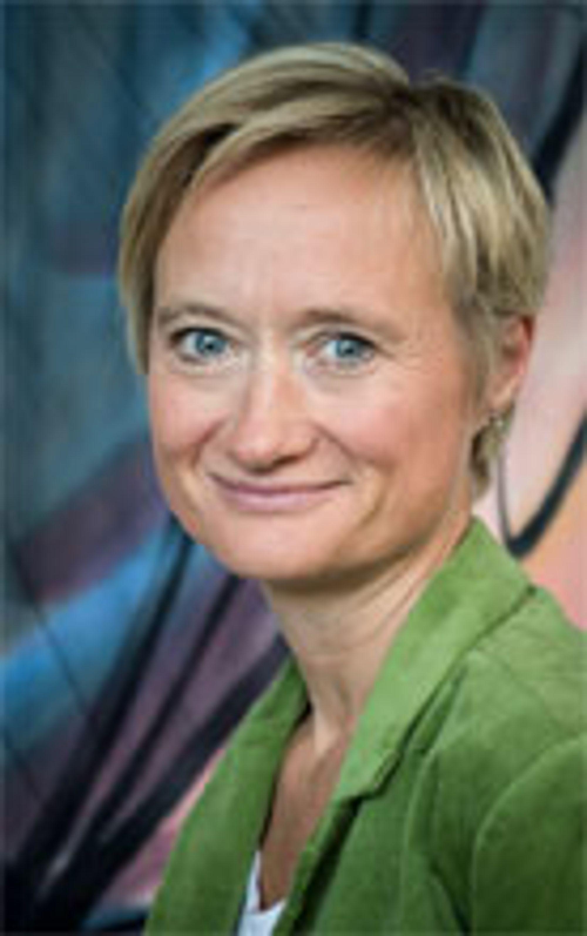 Altinn-direktør Kjersti Lauritzen.