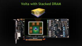 Etter Maxwell kommer Volta, som skal stable skjermkortets minne rett på kjernen.