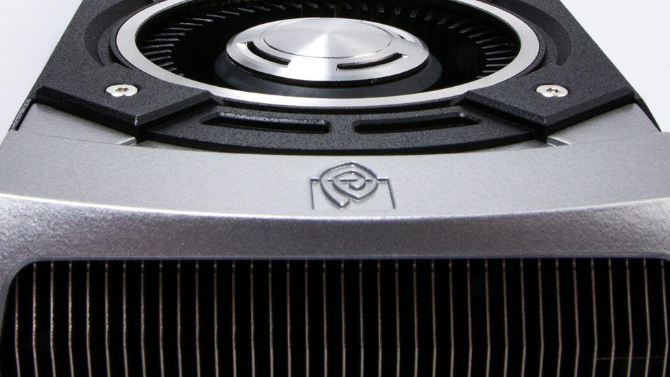 Nvidia har store teknologiske nyvinninger i ermet fremover.