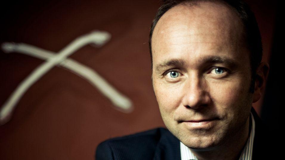 Nærings- og handelsminister Trond Giske.