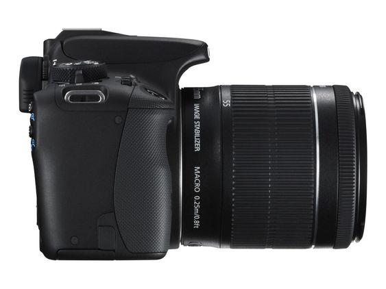 Canon EOS 100D er ikke store saken, men har Canon rett i at det er det minste?